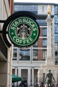 St. Paul's Starbucks