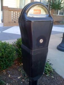 Expired meters